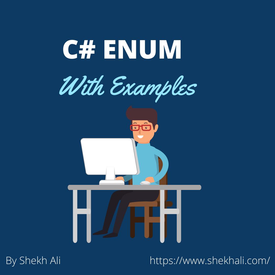 C# Enum